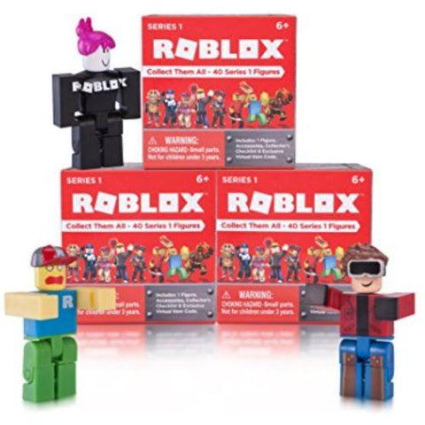 Little Bumper Kids Toys Roblox Action Figure Mystery Box