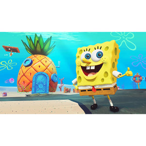 Little Bumper Kids Toys Spongebob Squarepants: Battle for Bikini Bottom Video Game for Nintendo Switch