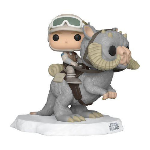 Little Bumper Kids Toys Star Wars: Luke on Taun Taun POP Figure