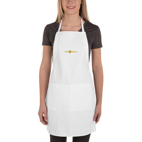 Little Bumper Little Bumper Embroidered Apron