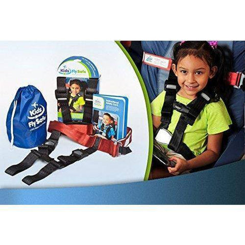 Little Bumper Safety Child Airplane Travel Harness - FAA Approved