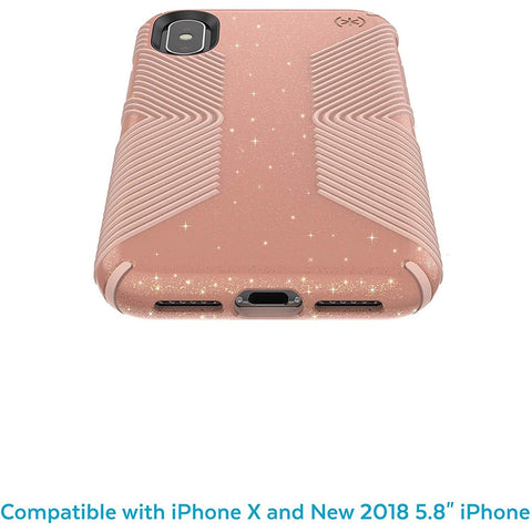 Image of Little Bumper Women's Glitter iPhone Xs/iPhone X Case