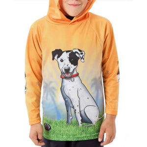 Mouthman® Animated Hoodies Kids & Babies - Mother & Kids - Boys' Clothing HOUND DOG Hoodie Sport Shirt