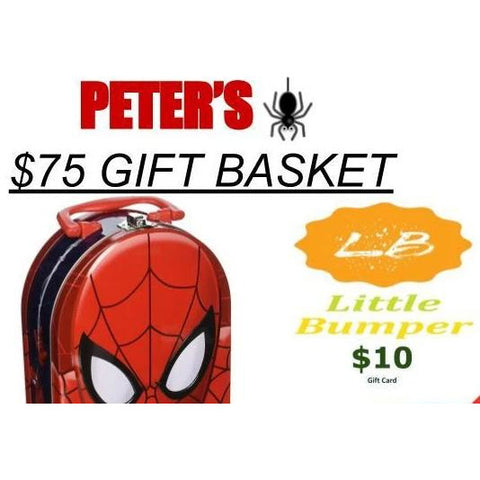 Image of PETER'S $75 GIFT BASKET