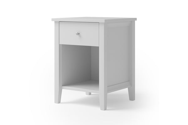 Willow 1 Drawer Bedside Table