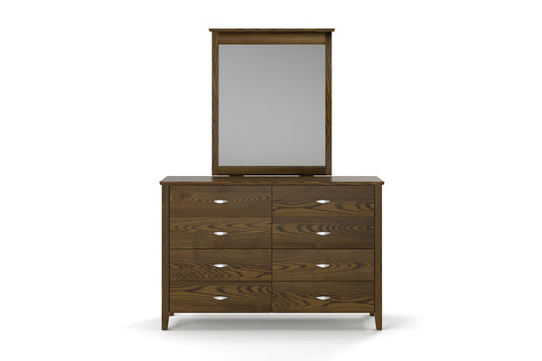 Amara 8 Drawer Dresser & Mirror