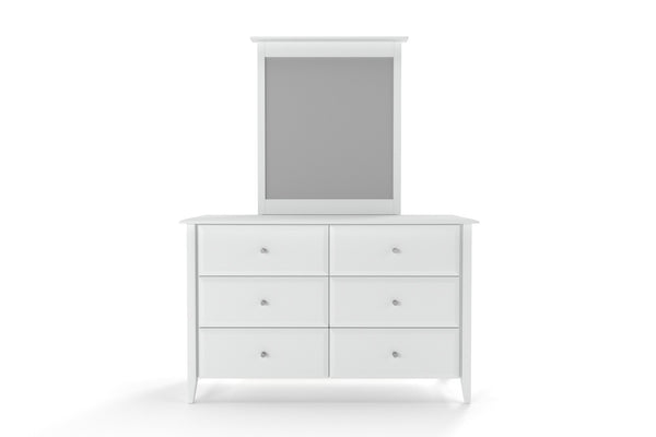 Baltic 6 Drawer Dresser