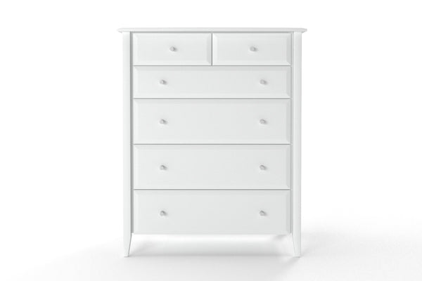 Baltic 6 Drawer Tallboy