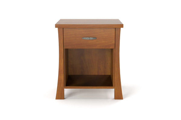 Piermont 1 Drawer Bedside Table