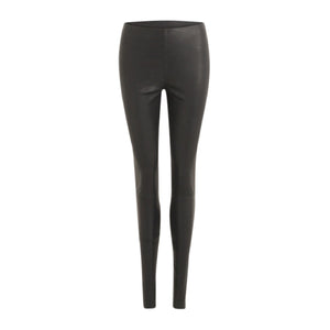 Coster Copenhagen - CC Heart Leather Leggings