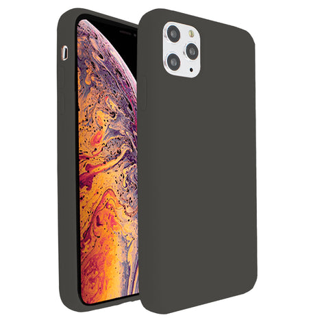 Grey Silicona Case for iPhone 11