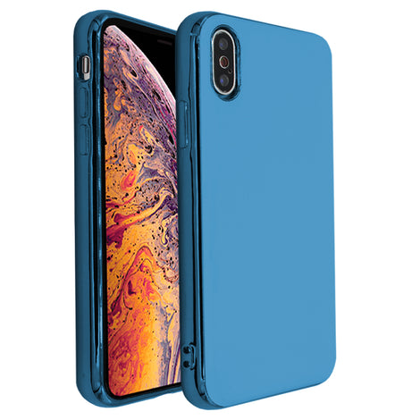 Mint Pieno TPU Case for iPhone XS Max