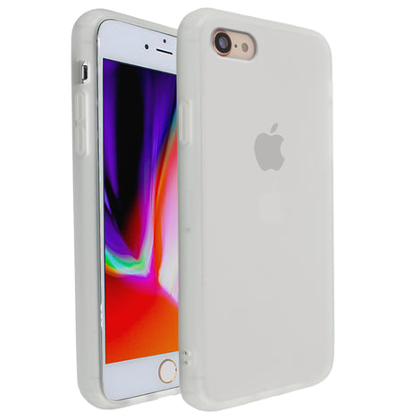 White Glassato Case for iPhone 7/8