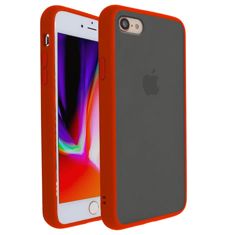 Red Glassato Case for iPhone 7/8