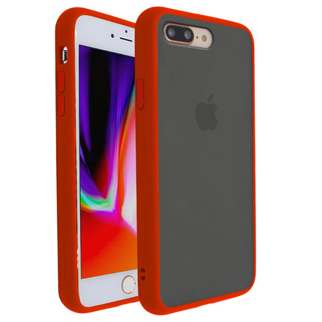 Red Glassato Case for iPhone 7/8 Plus