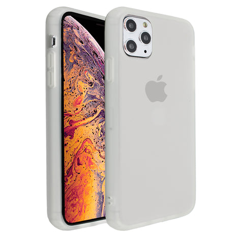 White Glassato Case for iPhone 11 Pro