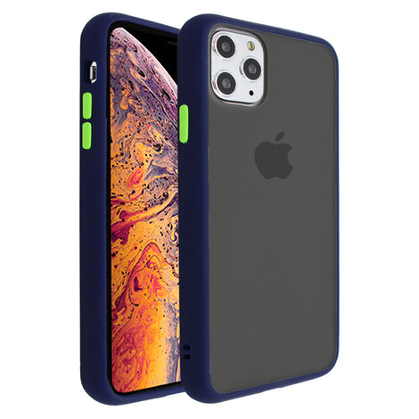 Blue Glassato Case for iPhone 11 Pro
