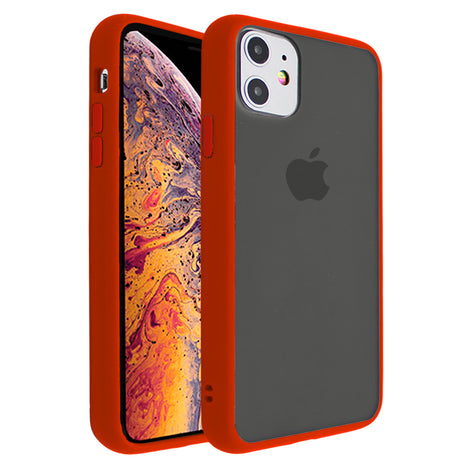 Red Glassato Case for iPhone 11