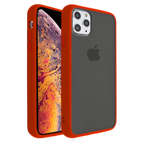 Red Glassato Case for iPhone 11 Pro