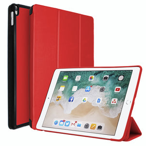 Red Intelegente PC Case for iPad Pro 10.5