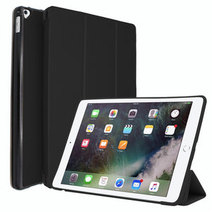 Black Intelegente PC Case for iPad Pro 12.9 2015/2017