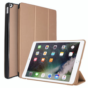 Rose Gold Intelegente PC Case for iPad Pro 12.9 2015/2017