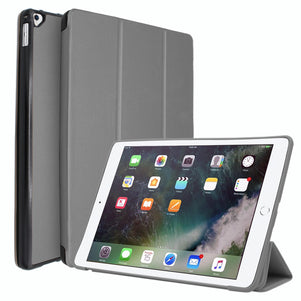 Grey Intelegente PC Case for iPad Pro 12.9 2015/2017