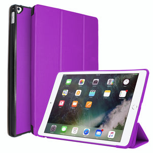 Purple Intelegente PC Case for iPad Pro 12.9 2015/2017