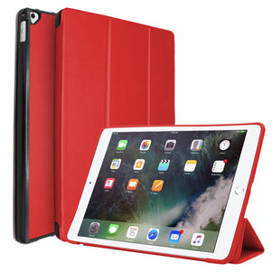 Red Intelegente PC Case for iPad Pro 12.9 2015/2017