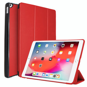 Red Intelegente PC Case for iPad Pro 12.9 2018/2019
