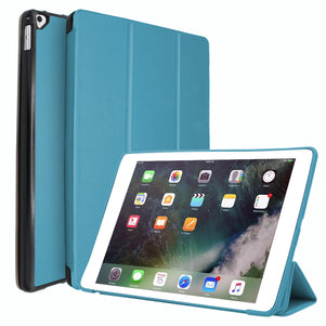Light Blue Intelegente PC Case for iPad Pro 12.9 2015/2017