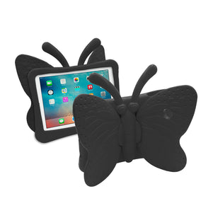 Black Bambini Butterfly Case for iPad Air/9.7/ Pro 9.7