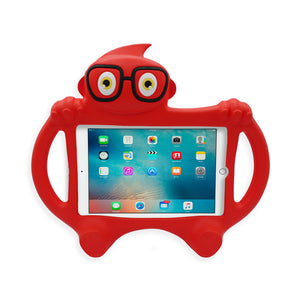 Red Bambini Cartoon Case for iPad Air/9.7/ Pro 9.7