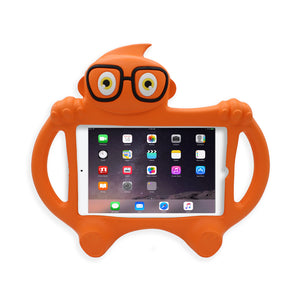 Orange Bambini Cartoon Case for iPad Mini 1/2/3/4/5