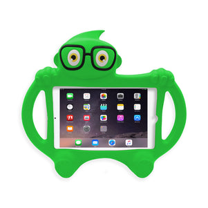 Green Bambini Cartoon Case for iPad Mini 1/2/3/4/5