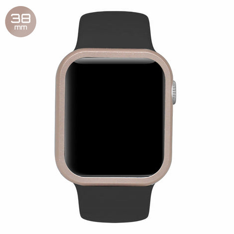 Champagne Aluminum iWatch Case 38mm