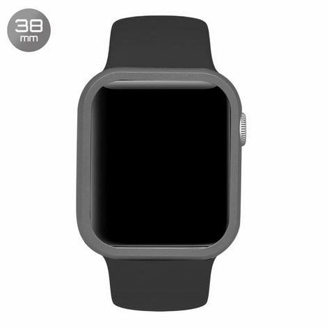 Grey Aluminum iWatch Case 38mm