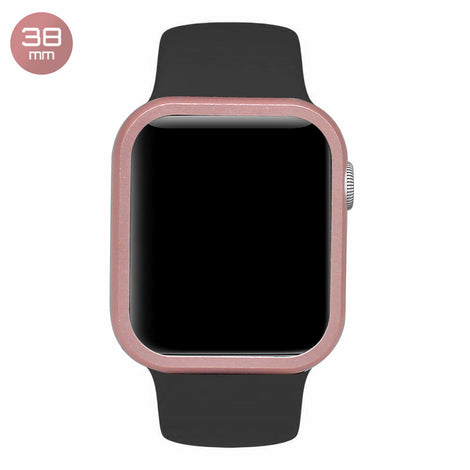 Rose Gold Aluminum iWatch Case 38mm
