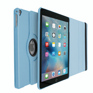 Light Blue Portafolio 360 Case for iPad Pro 12.9 2015/2017