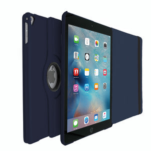 Dark Blue Portafolio 360 Case for iPad Pro 12.9 2015/2017