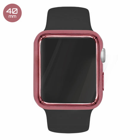 Rose TPU iWatch Case 40mm