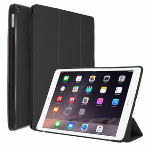 Black Intelegente PC Case for iPad 10.2