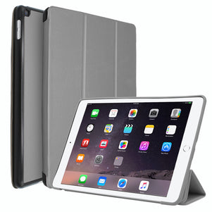 Grey Intelegente PC Case for iPad 10.2