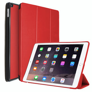 Red Intelegente PC Case for iPad 10.2