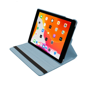 Light Blue Portafolio 360 Case for iPad Pro 10.2