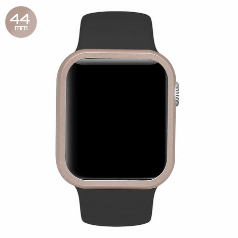 Champagne Aluminum iWatch Case 44mm