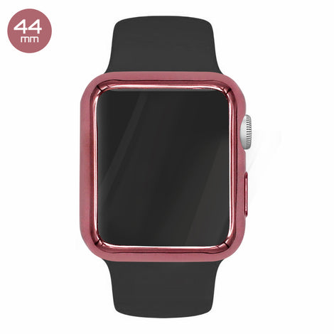 Rose TPU iWatch Case 44mm