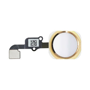 iPhone 6S Gold Home Button