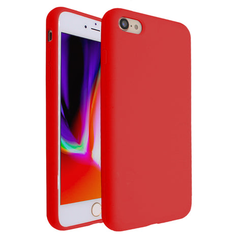 Red Silicona Case for iPhone 7/8