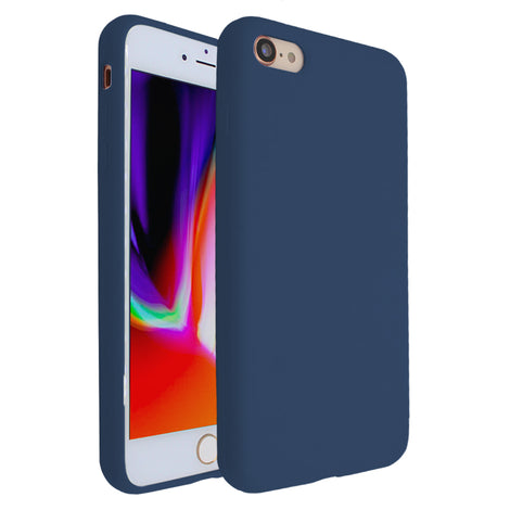 Dark Blue Silicona Case for iPhone 7/8